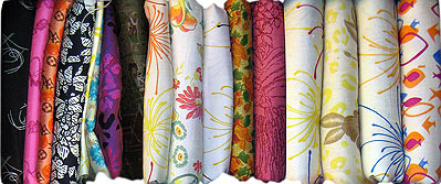 Thai Silk Prints Set Nine